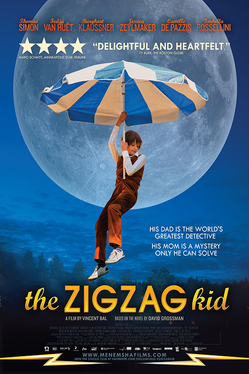 Zigzag - US Poster Print