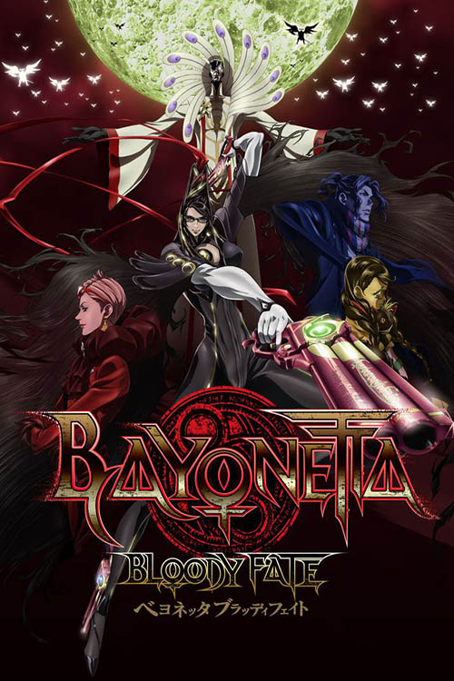 10_Bayonetta_Bloody_Fate